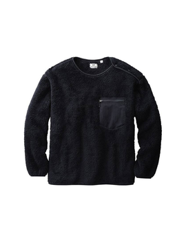 Uniqlo X Engineered Garments Fleece Pullover (Us Sizing) Navy by Stock X