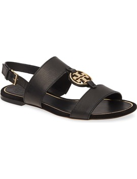 Miller Two Strap Sandal by Tory Burch