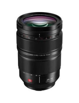 Lumix S Pro 24 70mm F/2.8 Lens by Panasonic