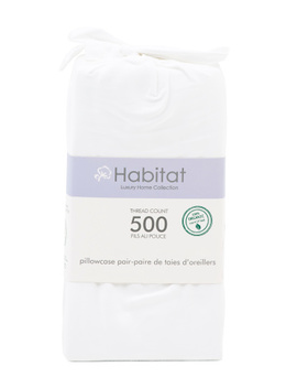 500tc Organic Pillowcase by Tj Maxx