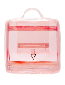 Pink Travel Case by Ouai Haircare
