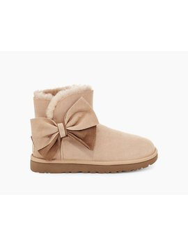 Classic Mini Two Tone Bow by Ugg