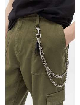 Uo Double Metal Belt Chain by Urban Outfitters