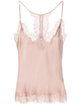 Lace Trim Cami by Gold Hawk