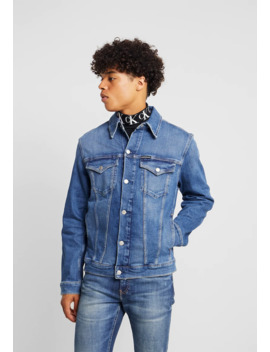 Foundation Slim Jacket   Denim Jacket by Calvin Klein Jeans