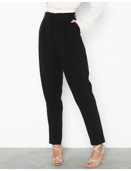 Loose Front Pleat Pants by Nly Trend