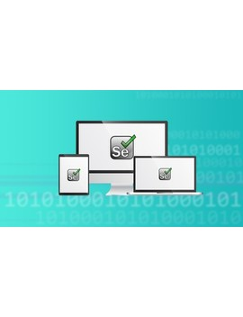 Selenium Web Driver With Java For Beginners by Udemy