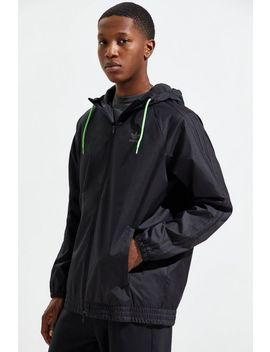 Adidas Winterized Windbreaker Jacket by Adidas