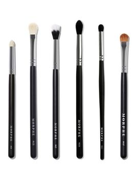 Morphe Catch My Eye 6 Piece Brush Collection by Urban Decay