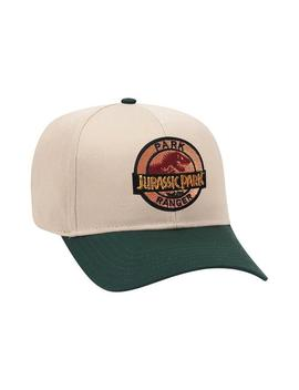 Jurassic Park   Park Ranger Sci Fi Movie Logo Patched Snapback Green Khaki Caps Hats by Etsy