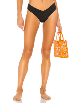 Delilah Bikini Bottom In Black by We Wore What