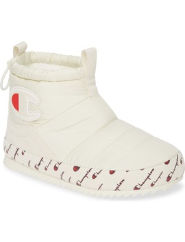 Rally Faux Fur Lined Bootie by Champion