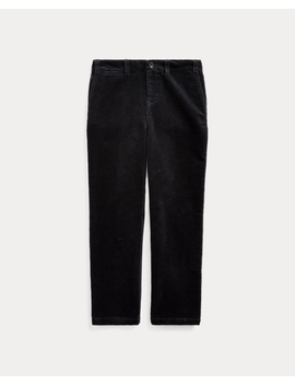 Straight Stretch Corduroy Pant by Ralph Lauren