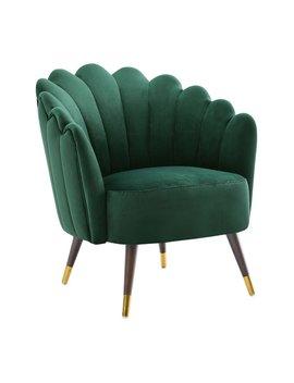 Camille Scallop Tub Chair by Julian Joseph