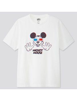 Mickey Art Ut Koichiro Takagi (Short Sleeve Graphic T Shirt) by Uniqlo