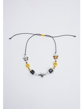Evae Smiley Pearl Necklace by Garmentory