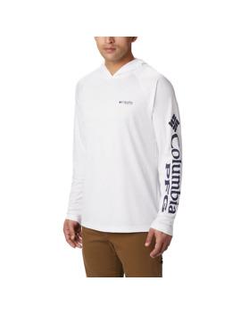 Men's Pfg Terminal Tackle™Hoodie by Columbia Sportswear