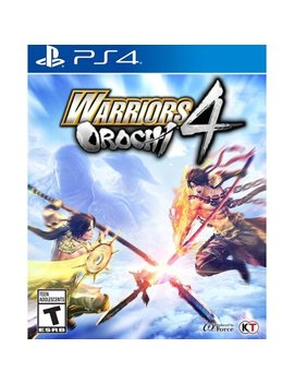 Play Station 4 by Warriors Orochi 4 Standard Edition