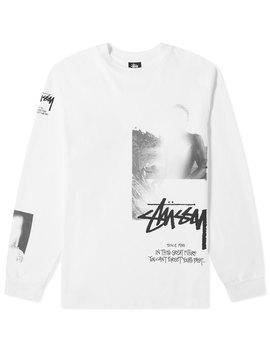 1017 Alyx 9 Sm X Stussy Long Sleeve Tee by 1017 Alyx 9 Sm