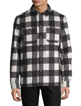 Buffalo Check Sherpa Lined Jacket by Levi's