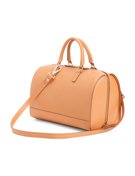Made In Italy Leather Speedy Satchel by Tj Maxx
