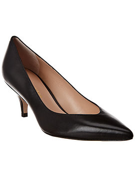 Stuart Weitzman Everyday Leather Pump by Stuart Weitzman