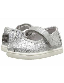 Mary Jane (Infant/Toddler/Little Kid) by Toms Kids