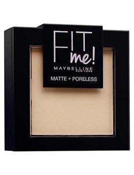 Maybelline Fit Me Powder 9g by Walmart