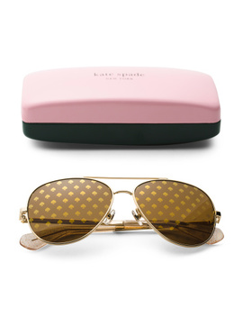 58mm Avaline Aviator Designer Sunglasses by Tj Maxx
