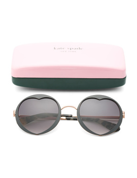 Rosaria Round Designer Sunglasses by Tj Maxx