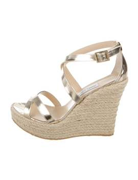 Porto Espadrille Wedges W/ Tags by Jimmy Choo