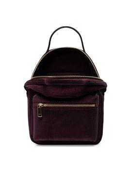Mini Nova Corduroy Backpack by Herschel Supply Co.