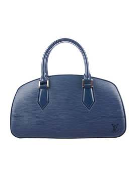 Epi Jasmin Handle Bag by Louis Vuitton