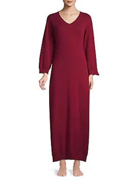Josie Natori Cashmere Lounger Dress by Natori