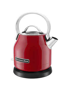 Kitchen Aid® 1.25 Liter Electric Kettle In Red by Bed Bath And Beyond