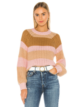 Mariposa Knit Pullover by Finders Keepers