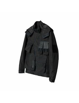 Shadow Sports Jacket   Black by Undisclosed