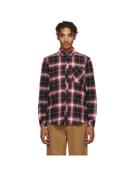 Red Check Shirt by Carhartt Work In Progress