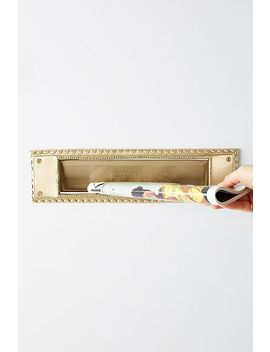 Nora Mail Slot by Anthropologie