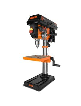 10 In. Drill Press With Laser by Wen