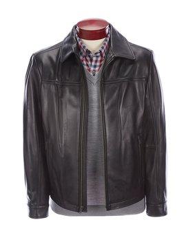 Classic Lambskin Jacket by Murano