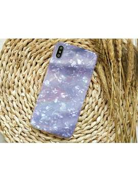 Luxury Lilac Shell I Phone Case I Phone Xs Max Case I Phone Xs Case I Phone Xr Case I Phone X Case I Phone 8 Plus Case 8 Case 7 Plus 7 6 S 6 by Etsy
