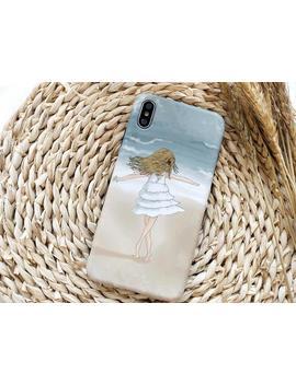 Breach Girl Painting I Phone Case I Phone Xs Max Case I Phone Xs Case I Phone Xr Case I Phone X Case I Phone 8 Plus Case 8 Case 7 Plus 7 6 S 6 by Etsy