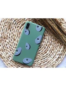 Green Avocado Fresh I Phone Case I Phone Xs Max Case I Phone Xs Case I Phone Xr Case I Phone X Case I Phone 8 Plus Case 8 Case 7 Plus 7 6 S 6 by Etsy