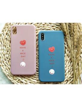 Cute Heart Smile I Phone Case I Phone Xs Max Case I Phone Xs Case I Phone Xr Case I Phone X Case I Phone 8 Plus Case 8 Case 7 Plus 7 6 S 6 by Etsy