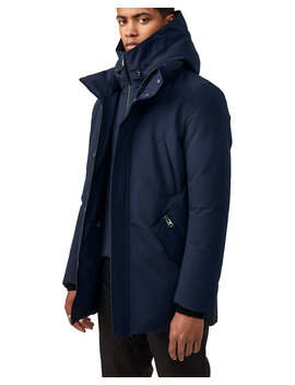 Men's Edward Powder Touch Down Coat by Mackage