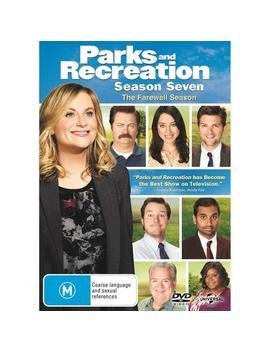 Parks & Recreation   Season 7 by Unisphe