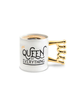 """Queen Of Everything"" 20 Ounce Coffee Mug by Unbranded"