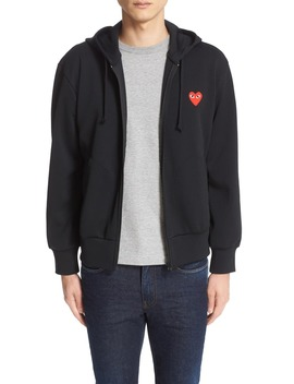 Zip Up Hoodie by Comme Des GarÇons Play