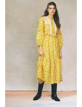 Laura Ashley Uo Exclusive Madison Midi Dress by Laura Ashley